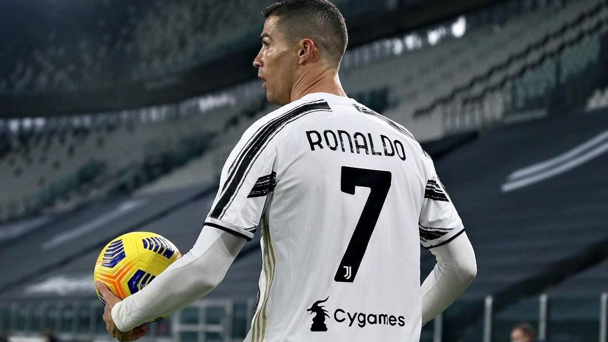Роналду забив 760 голів