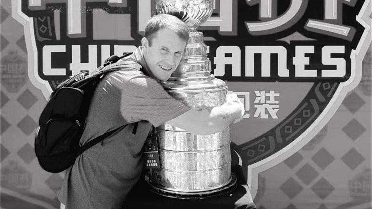 Хокеїст Станіслав Агафонов помер – що відомо