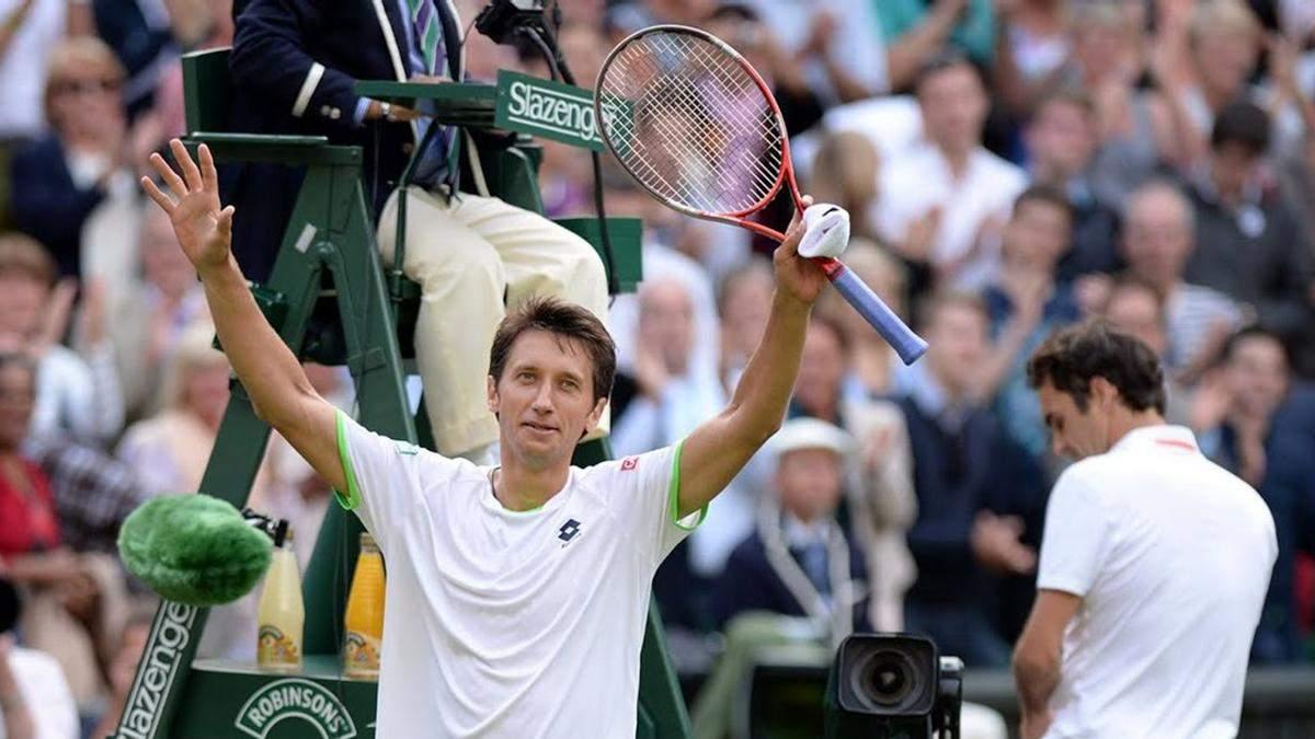 Стаховский потроллил Федерера и Вавринку за техническое поражение Украины от Швейцарии