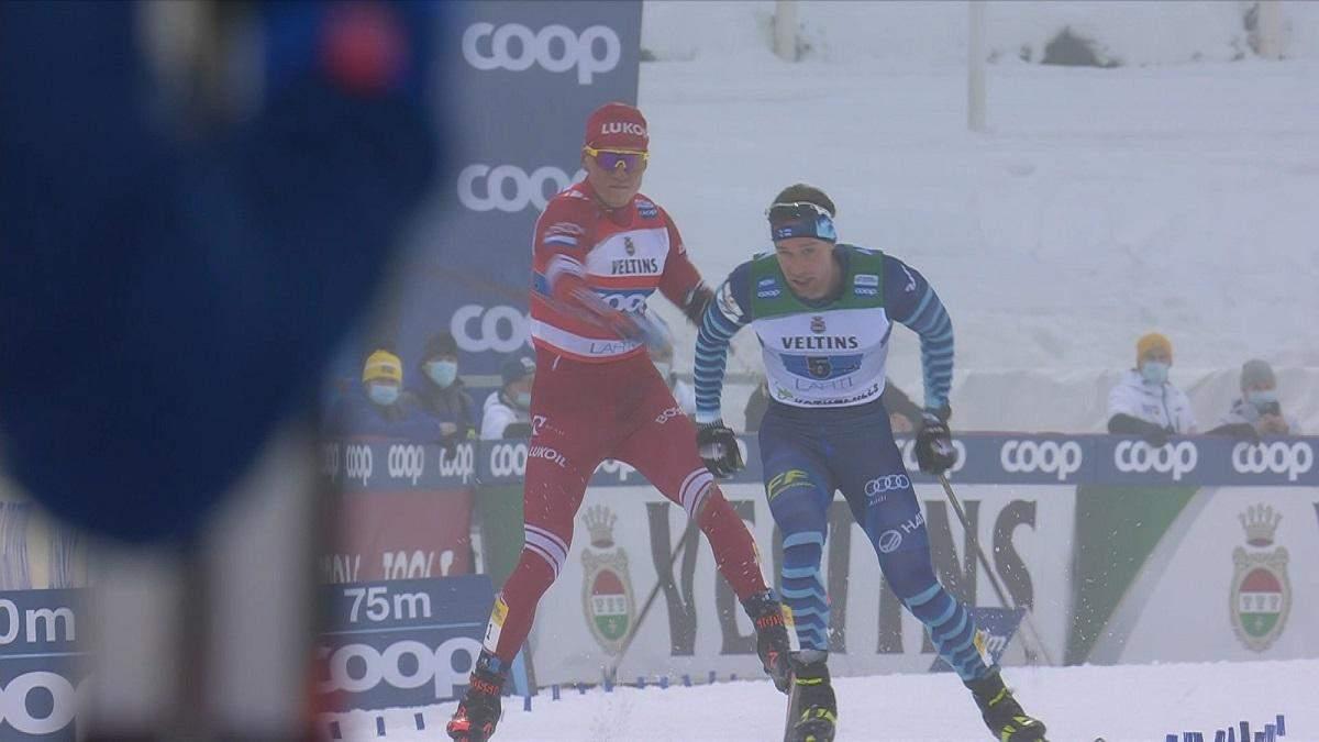 Сборную России по лыжным гонкам дисквалифицировали за дикую выходку на Кубке мира: видео позора