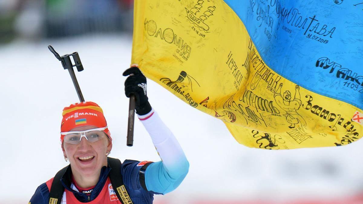 Олена Підгрушна розповіла про проблемами під час сезону