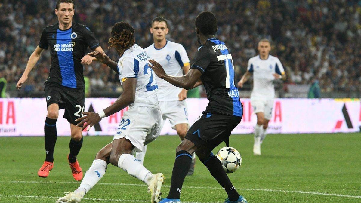 Динамо – Брюгге: матч Лиги Европы в Киеве может состояться со зрителями на трибунах
