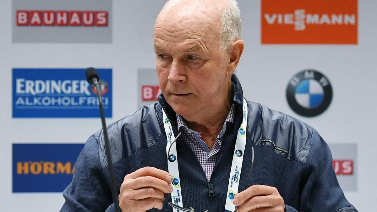 Андерс Бессеберг скрывал допинг-пробы биатлонистов из России