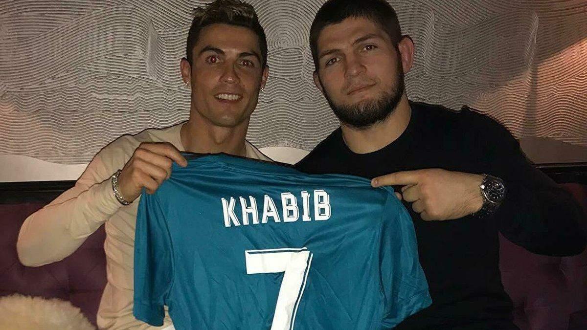 Хабиб получил официальное предложение от футбольного клуба из России