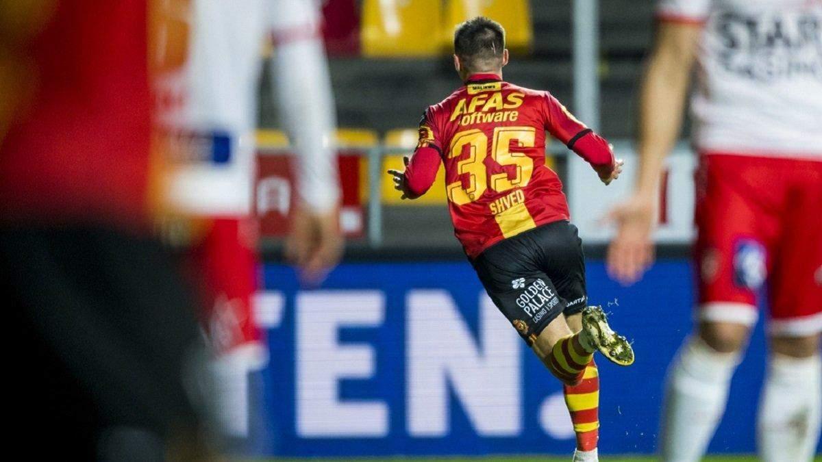 Мар'ян Швед забив за Мехелен в 1/16 фіналу Кубка Бельгії