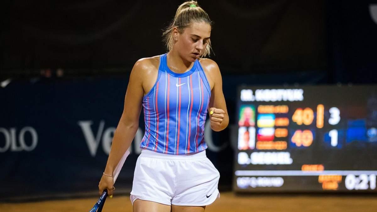 Теннисистка Костюк проиграла Брэди перед Australian Open в Мельбурне