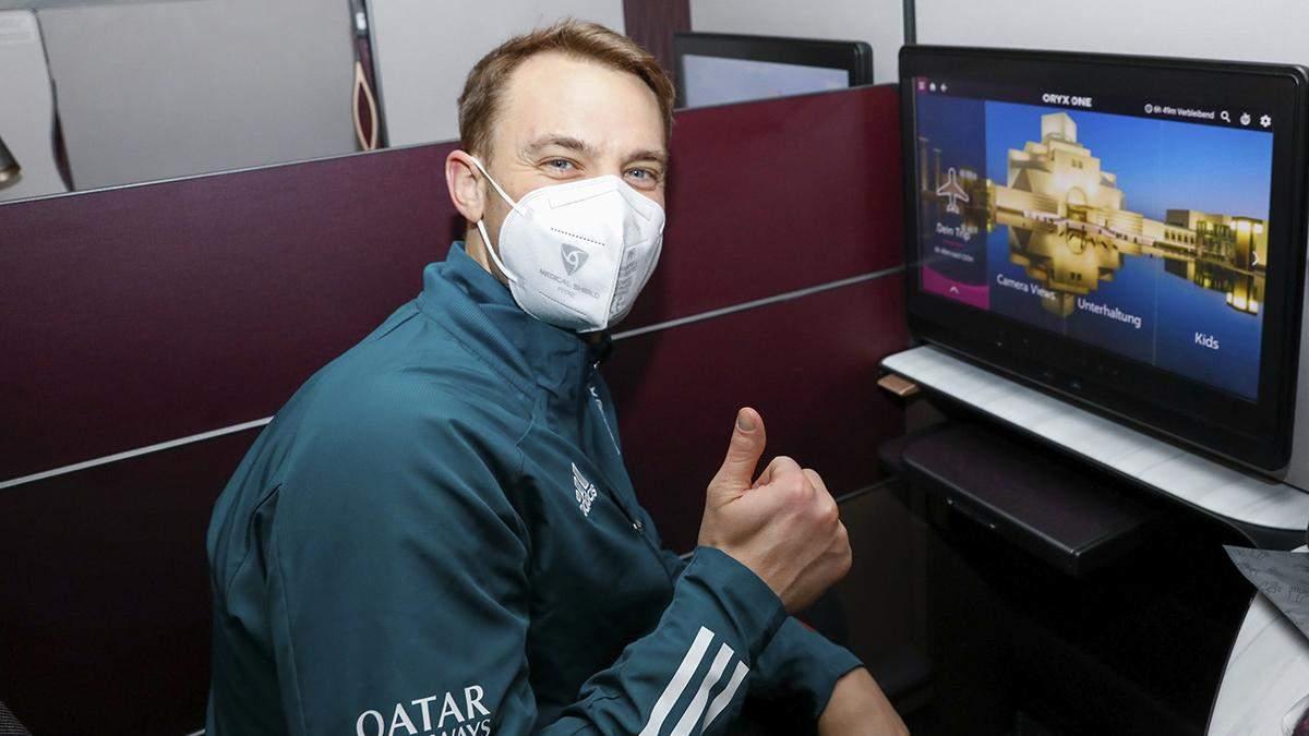 Баварія чекала 7 годин, щоб вилетіти на клубний ЧС-2020