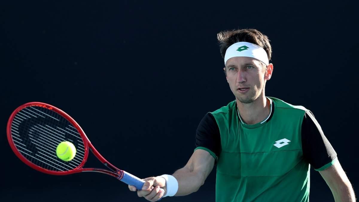 Сергій Стаховський – Душан Лайович: результат та огляд Australian Open
