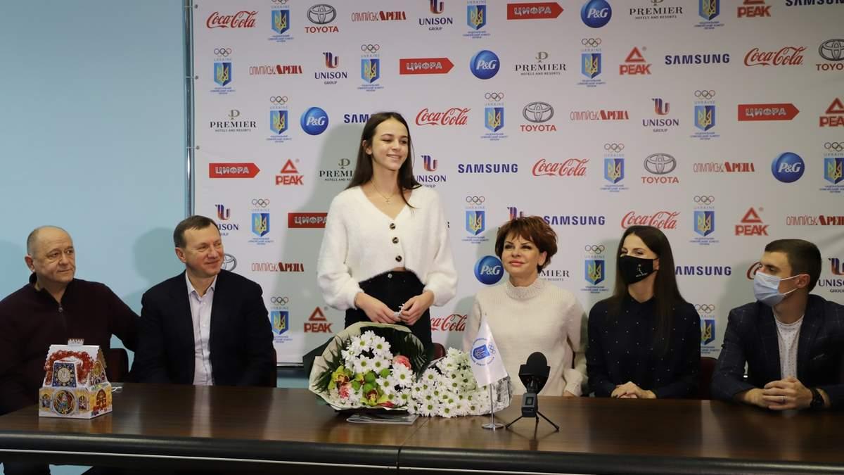 Звезда украинской гимнастики Валерия Юзвяк сообщила о страшном диагнозе: видео