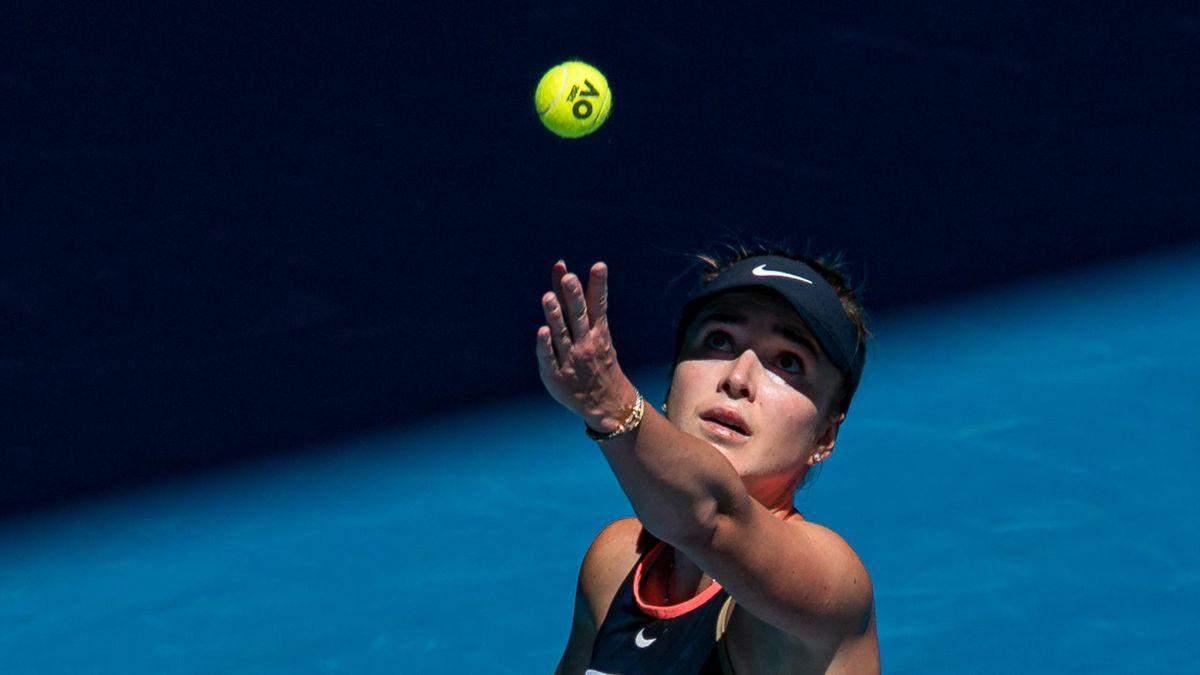 Світоліна не змогла вийти у чвертьфінал Australian Open, програвши доньці мільярдера: відео