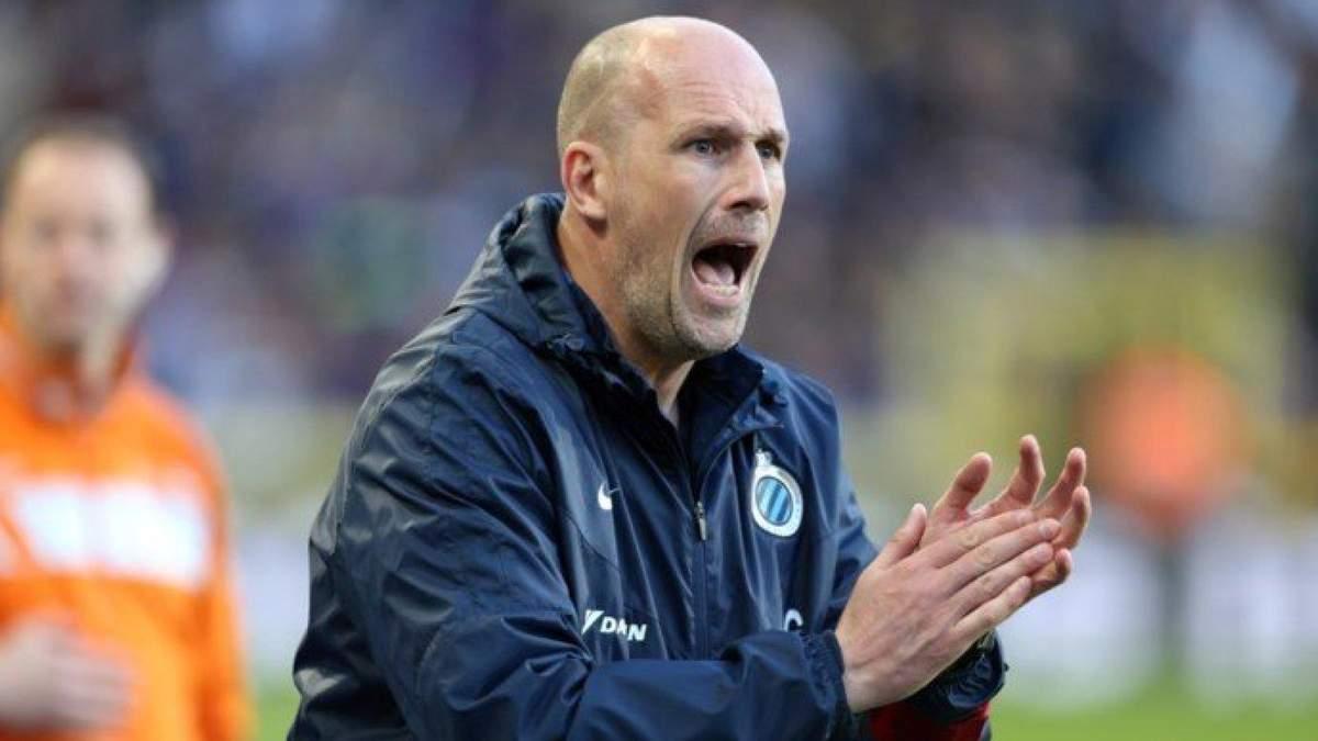 Брюгге полетит в Киев без тренерского штаба и лидера клуба