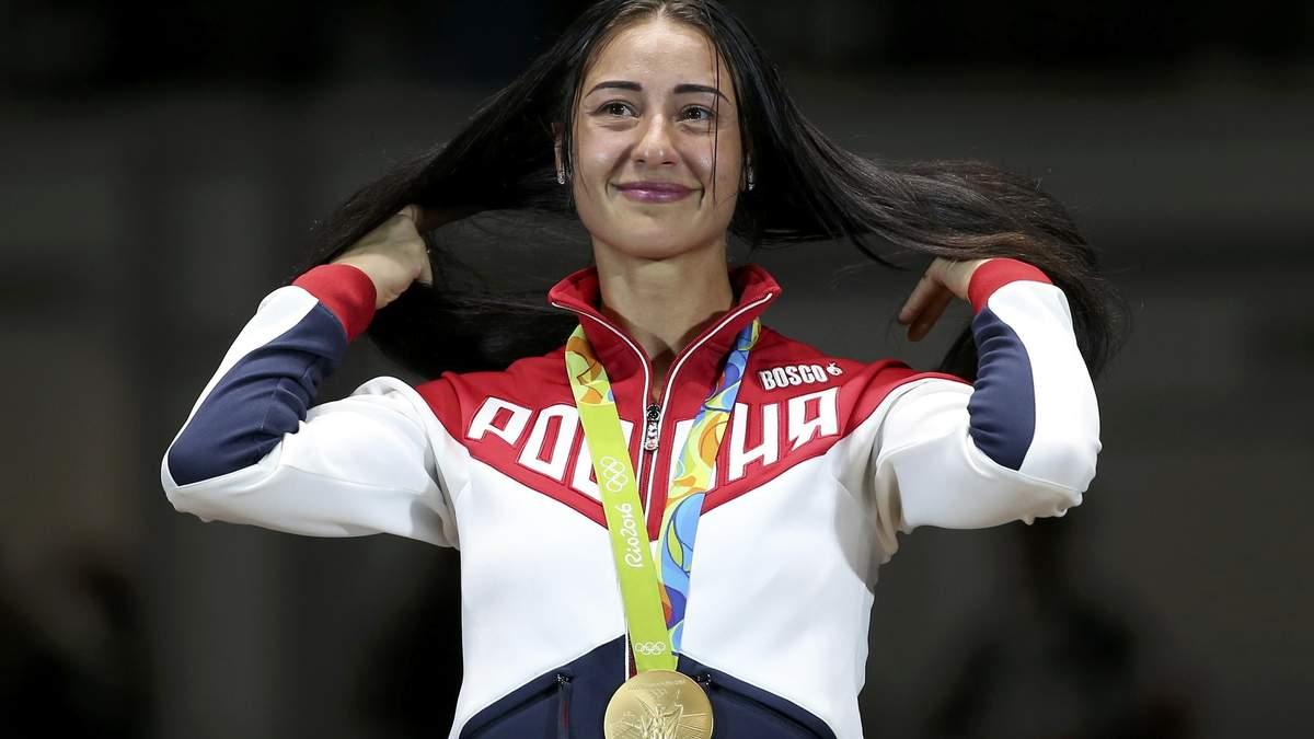 Олимпийская чемпионка Егорян: Мне стыдно, что я живу в России
