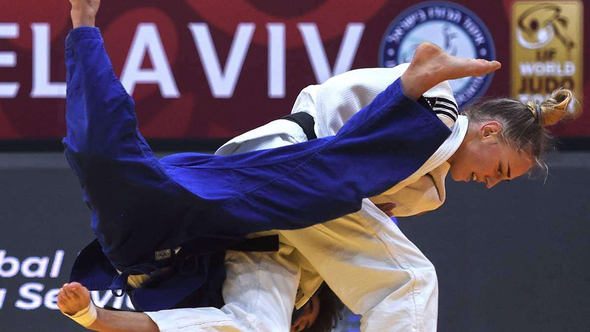 Дар'я Білолід здобула срібло на турнірі Гран-слему в Тель-Авіві