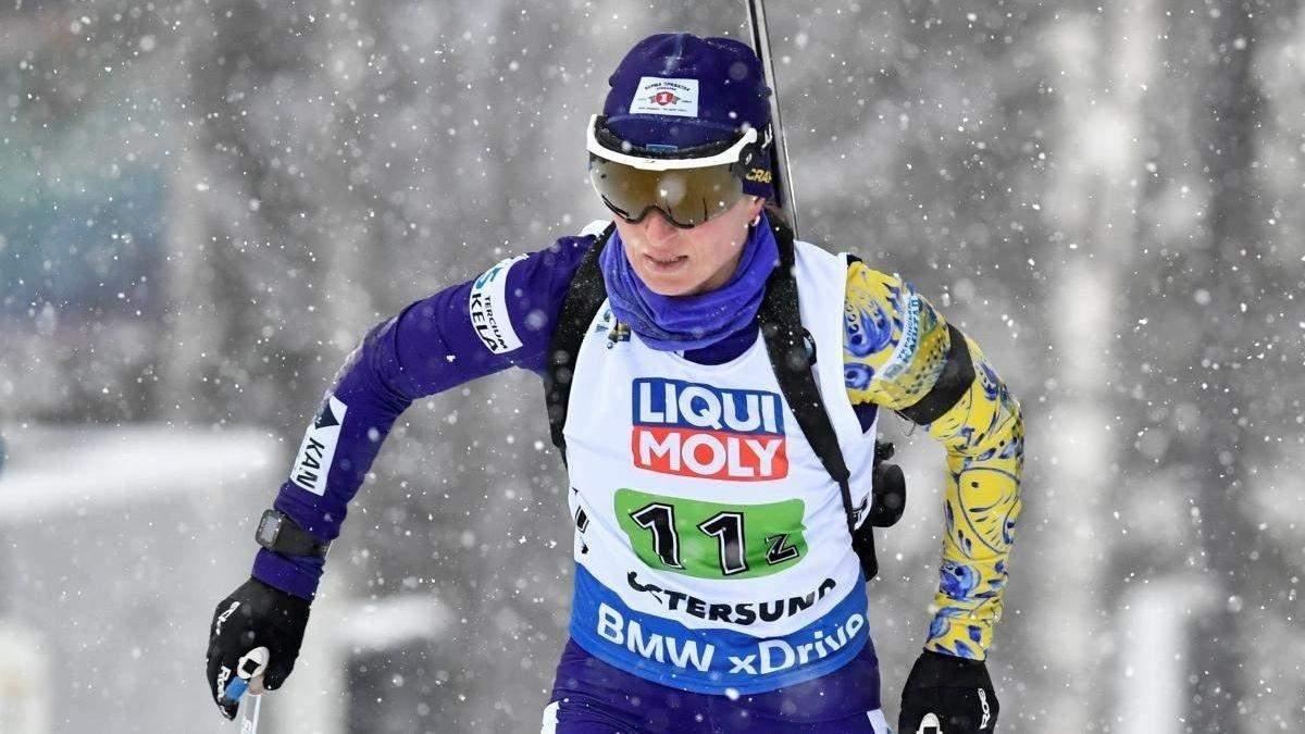 Майбутнє біатлоністки  Віти Семеренко – відповідь тренера Санітри