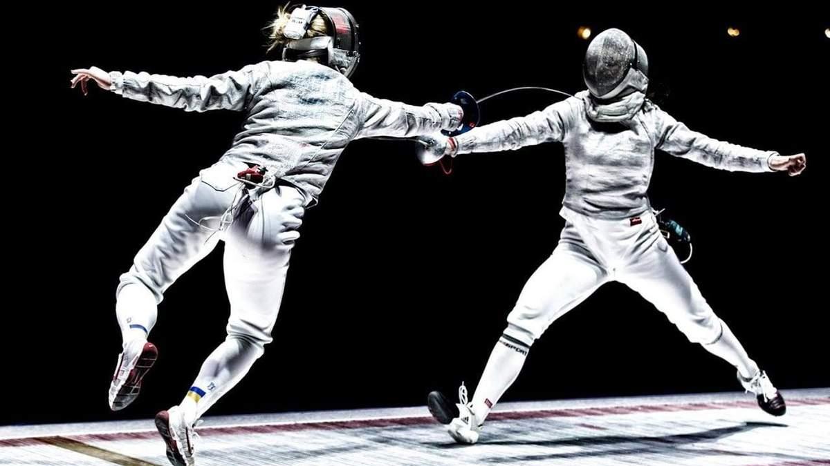 """В Украине представили фильм """"Танец с саблями"""" о пути украинок к олимпийскому золоту: видео"""