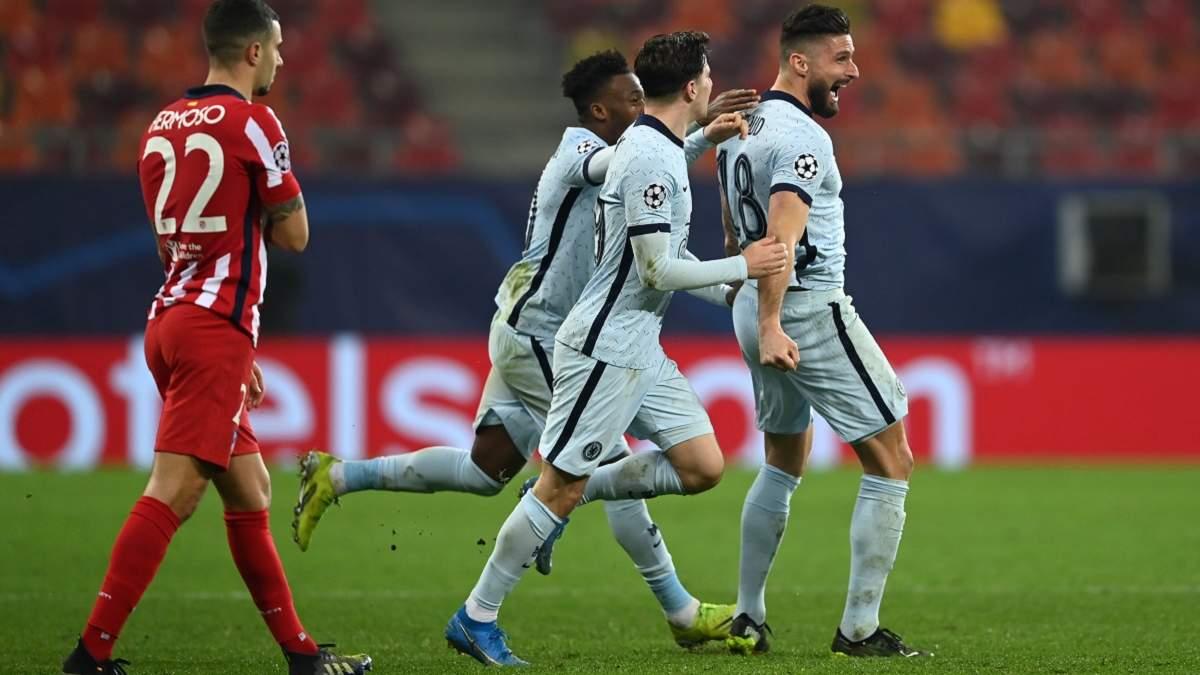 Как роскошный гол Жиру за Челси шокировал Атлетико в ЛЧ – видео