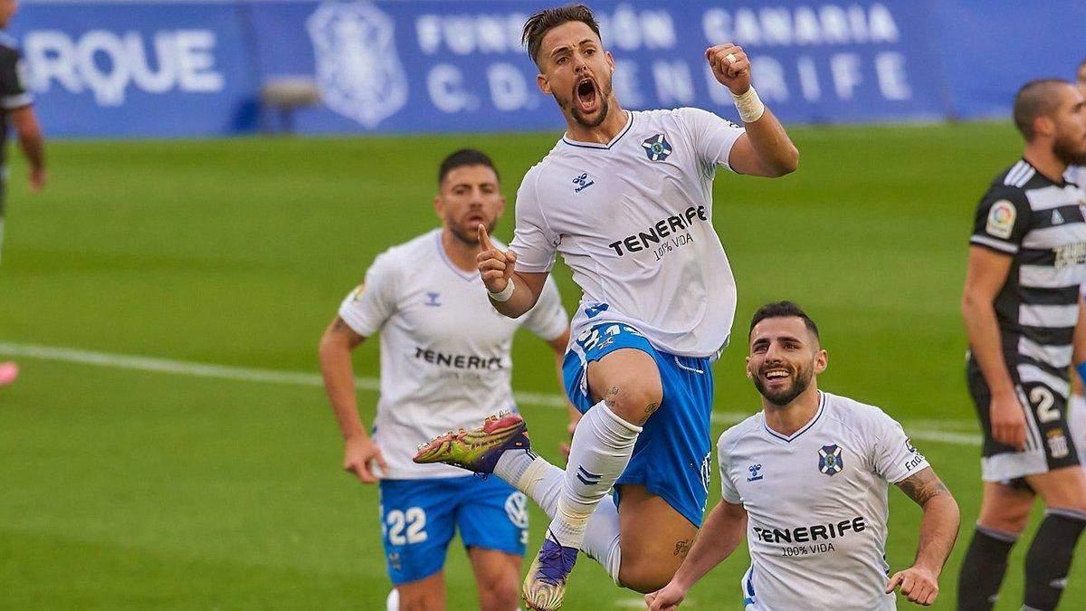Нападающий Динамо Соль снова забил в Испании