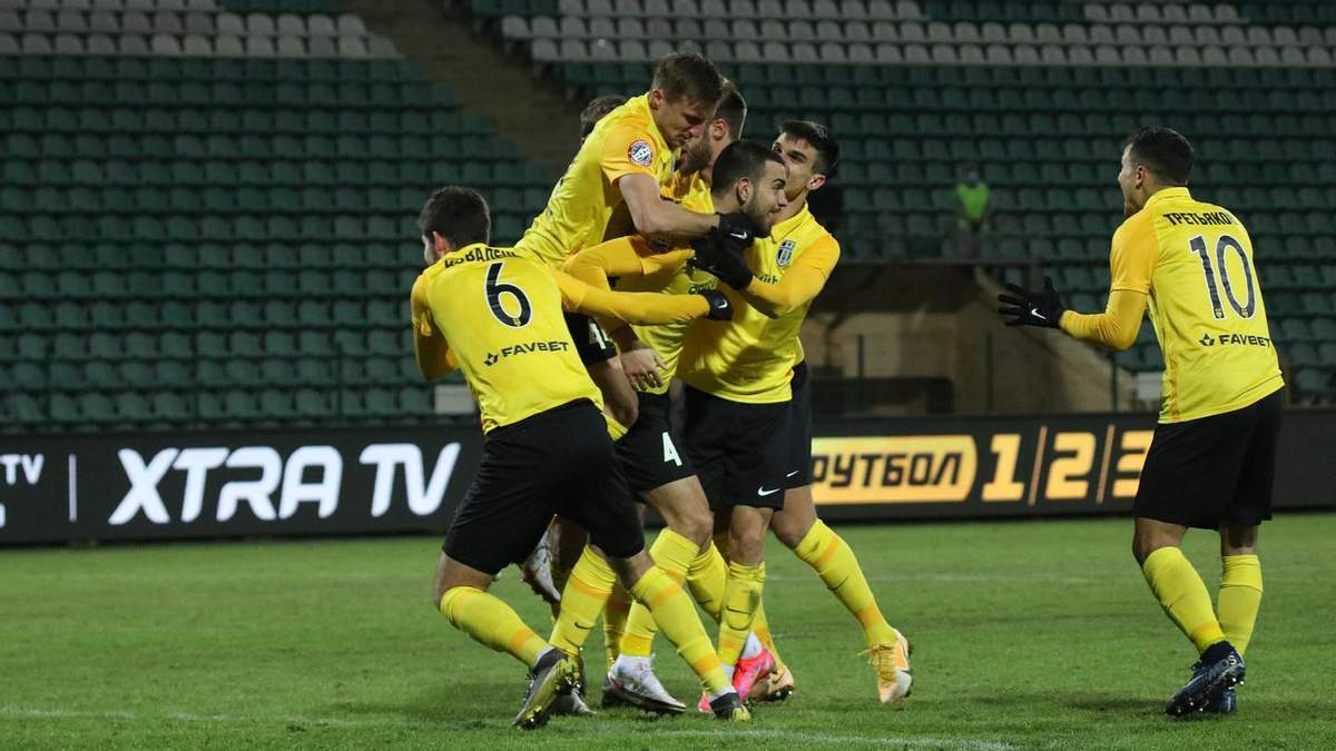Олександрія по пенальті здолала Дніпро-1 в 1/4 фіналу Кубка України: відео