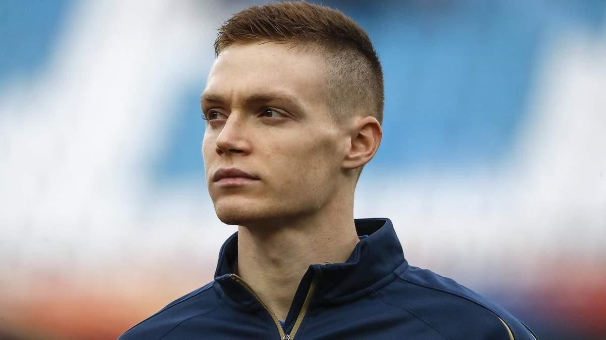 Травма перед Лигой Европы: лидер Динамо Цыганков не смог доиграть матч Кубка Украины