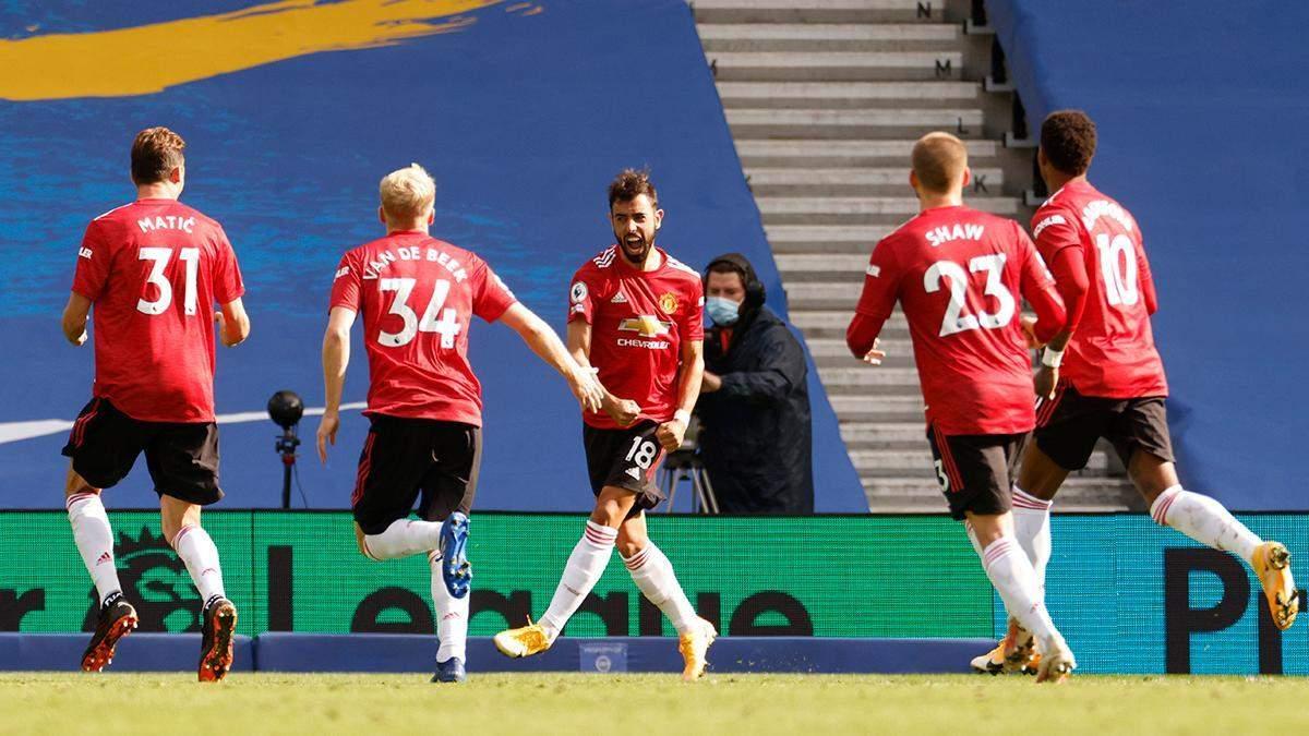 Манчестер Сіті сенсаційно програв МЮ і перервав неймовірну серію перемог: відео