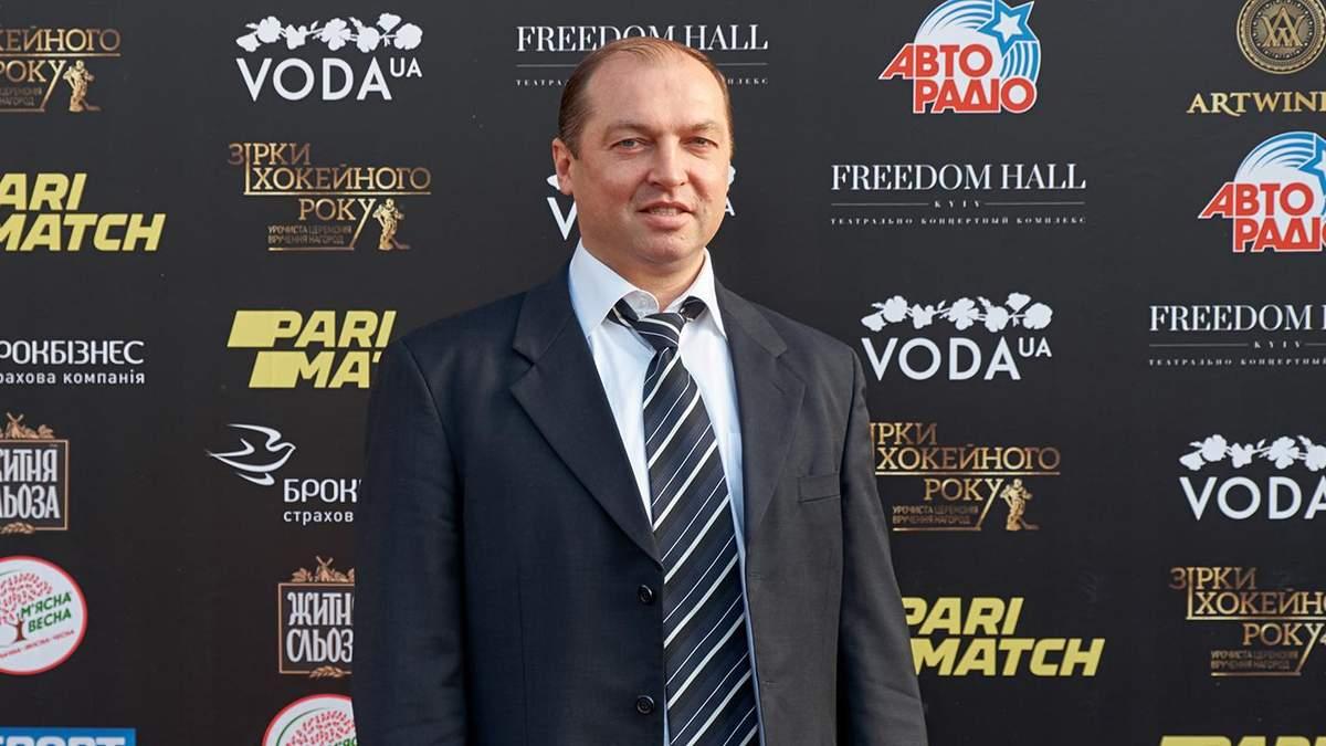 Вадим Шахрайчук – новый тренер сборной Украины по хоккею
