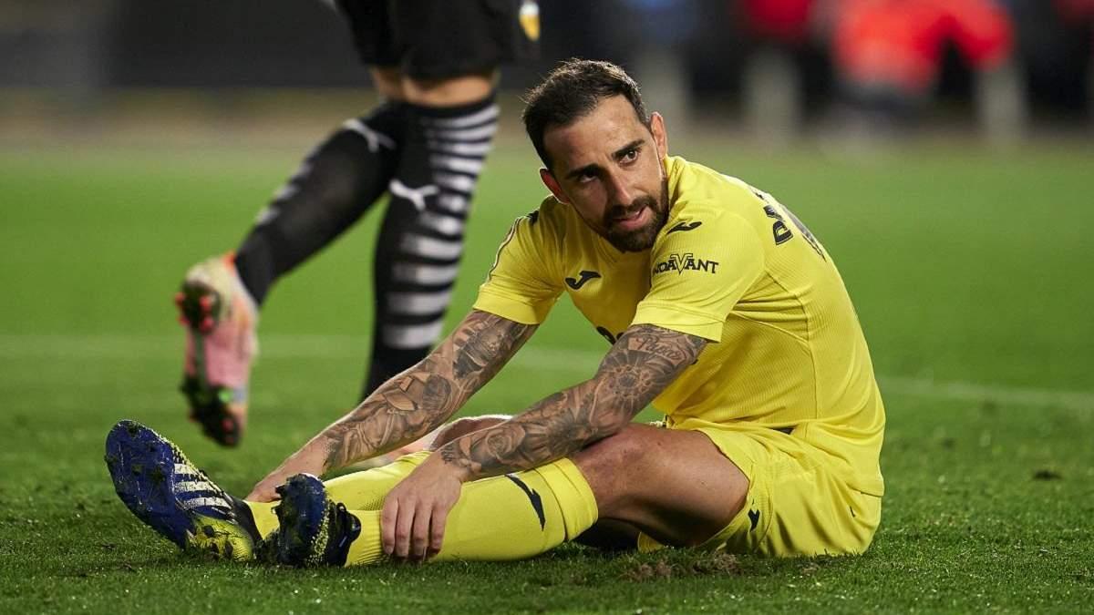 Вильярреал дважды подряд проиграл перед матчем с Динамо в Лиге Европы