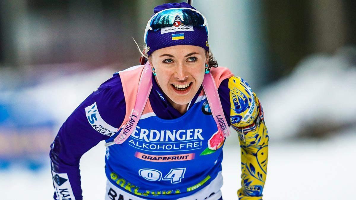 Кубок світу з біатлону: результати жіночого спринту 6 березня 2021