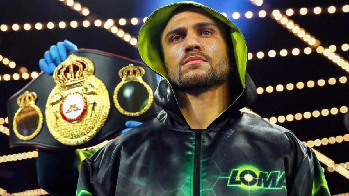 Ломаченко хотят заставить сражаться с непобедимым чемпионом мира