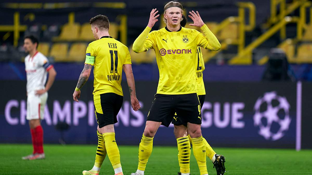 Боруссія Дортмунд вийшла в 1/4 фіналу Ліги чемпіонів після нічиєї проти Севільї: відео