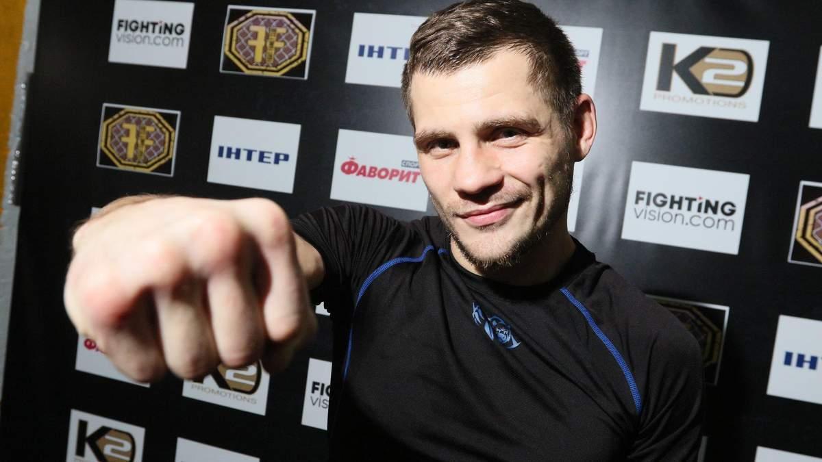 Берінчик має декілька варіантів, – промоутер про бій українця за титул
