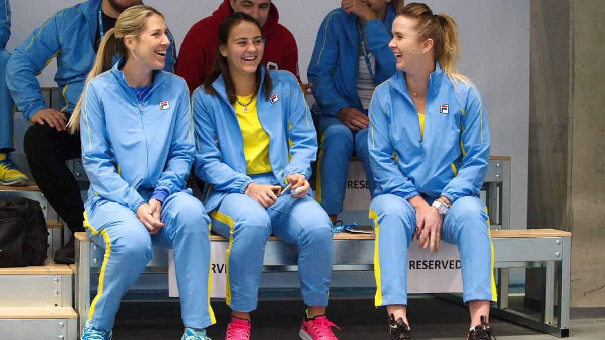 Матч теннисных сборных Украины и Японии перенесли в Черноморск