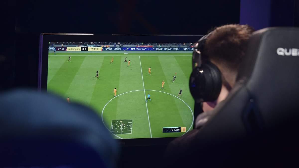 ФИФА в 2020 году заработала больше на компьютерных играх, чем на реальном футболе