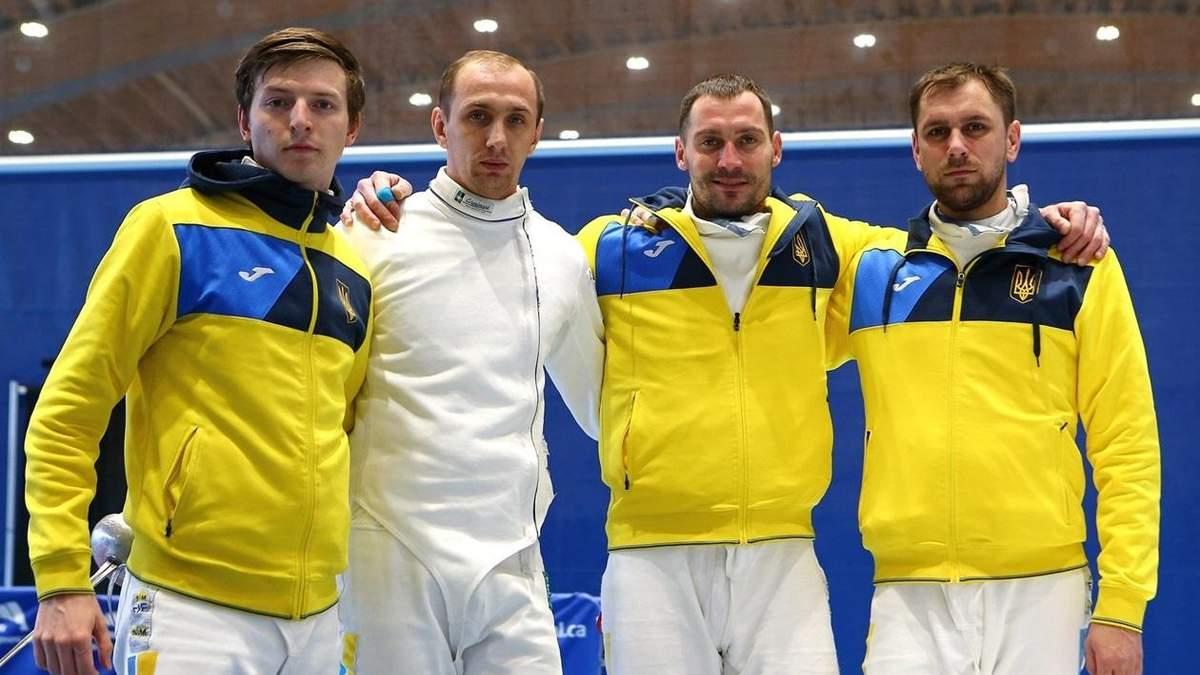 Україна програла Італії у фіналі Кубка світу з фехтування