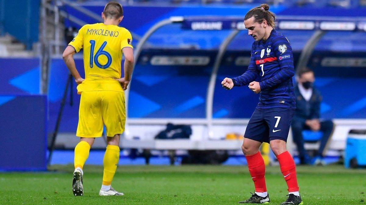 Арбитр попросил прощения у Шевченко за гол Франции после офсайда