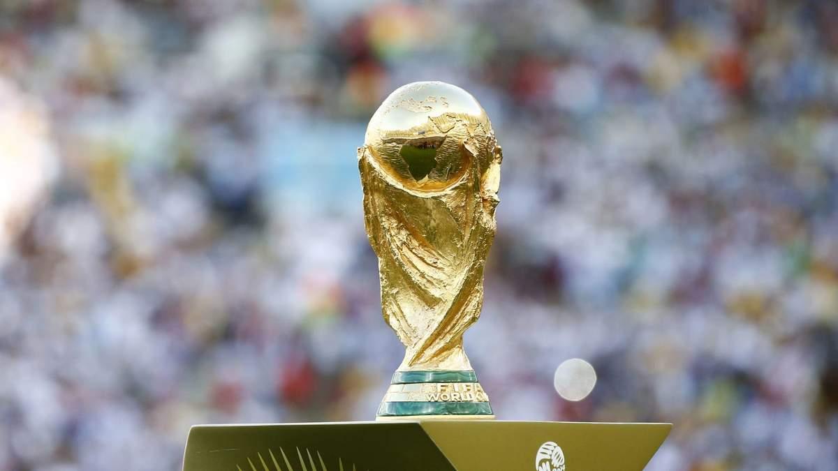 Відбір на ЧС-2022: результати матчів та відео голів 31 березня
