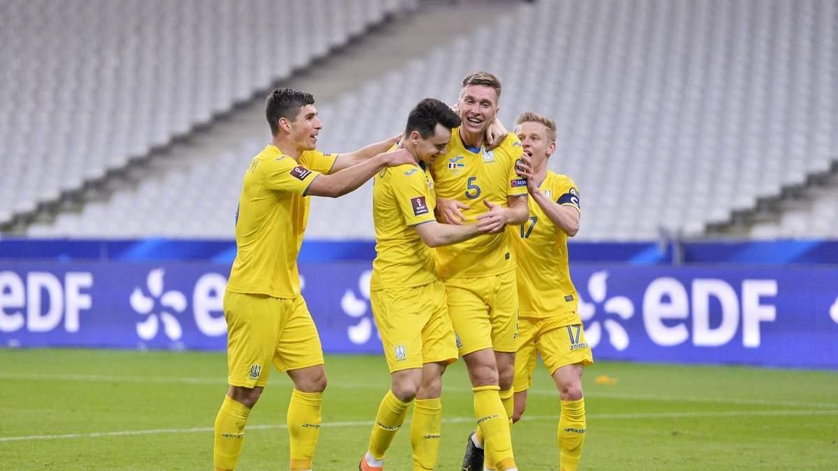 Неудача Украины в игре с Казахстаном, Беринчик договорился о бое: топ-новости спорта 31 марта