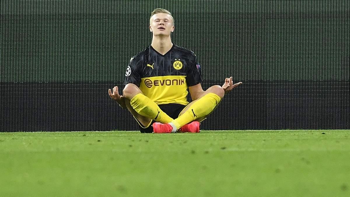 Манчестер Сіті хоче придбати Голанда на заміну Агуеро