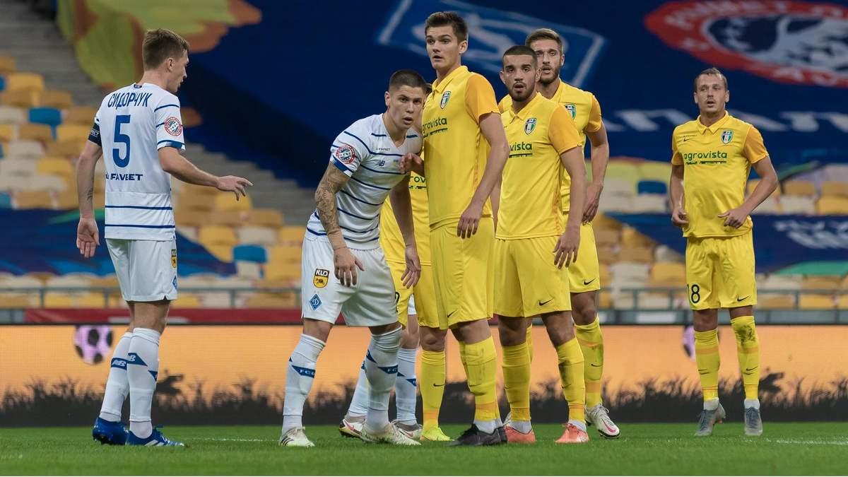 Александрия – Динамо Киев: прогноз на матч 4 апреля 2021, УПЛ