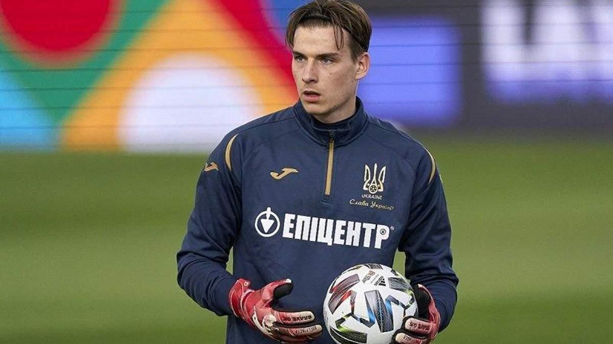 Лунін може стати гравцем Тоттенхема або Боруссії Дортмунд