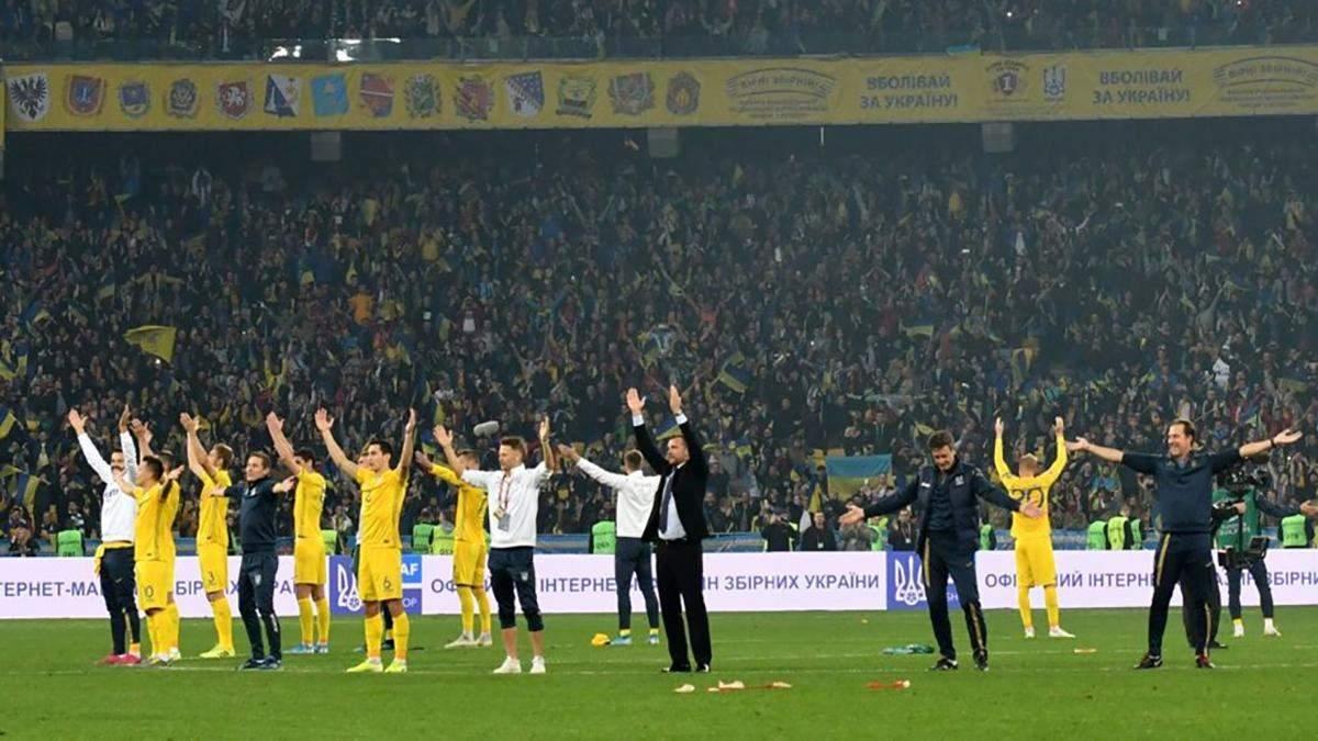 Сборная Украины – не футбольный клуб: почему Шевченко провалился