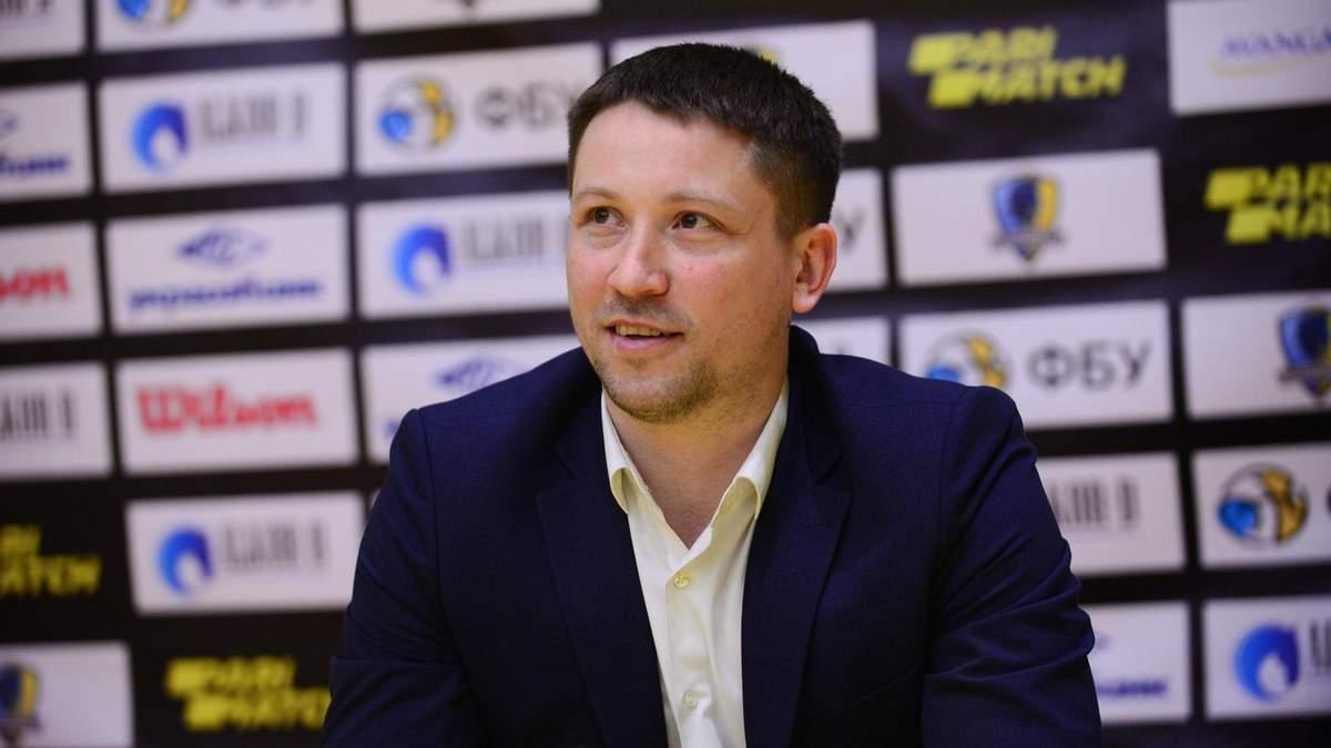 Украинский тренер из-за обиды дал короткую пресс-конференцию: видео