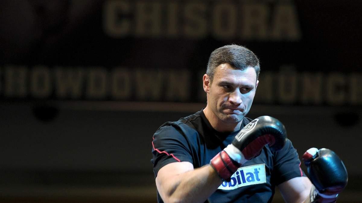 Віталій Кличко – в топ-10 чемпіонів WBC в історії суперважкої ваги
