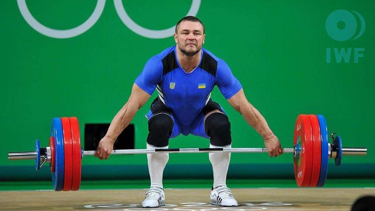 Українець Дмитро Чумак виграв чемпіонаті Європи з важкої атлетики у Москві