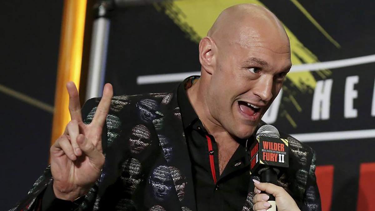Усик не получит бой за титул WBO с Энтони Джошуа или Тайсоном Фьюри