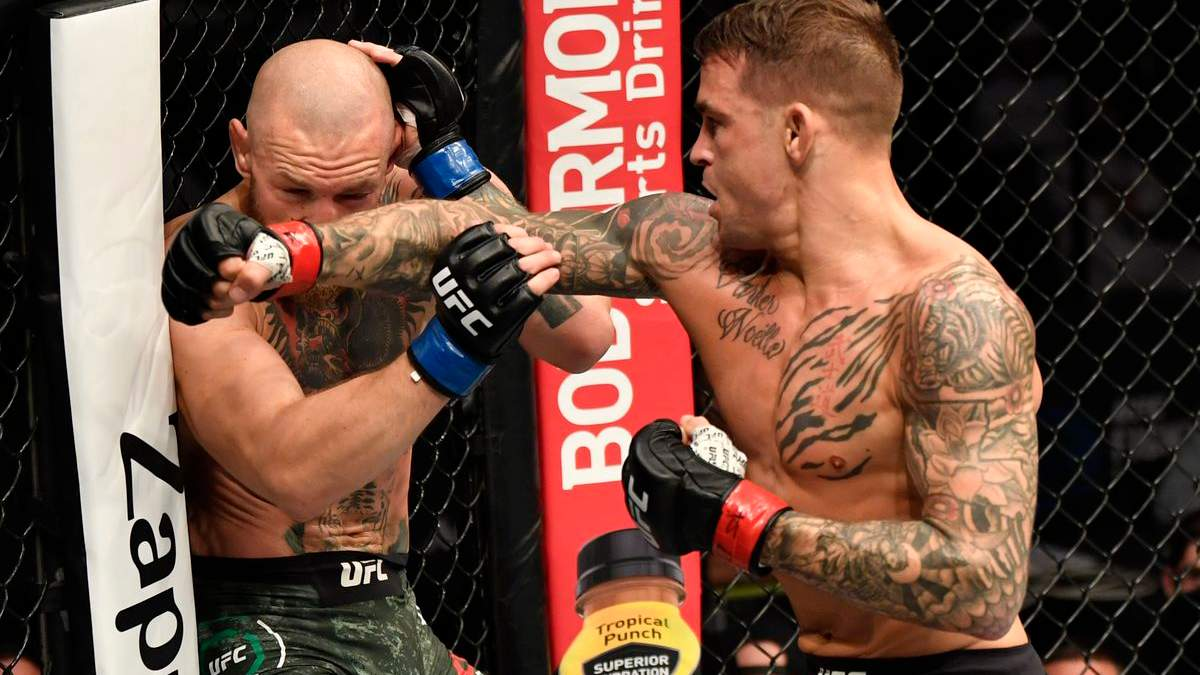 UFC оголосила бій Конор МакГрегор – Дастін Пор'є