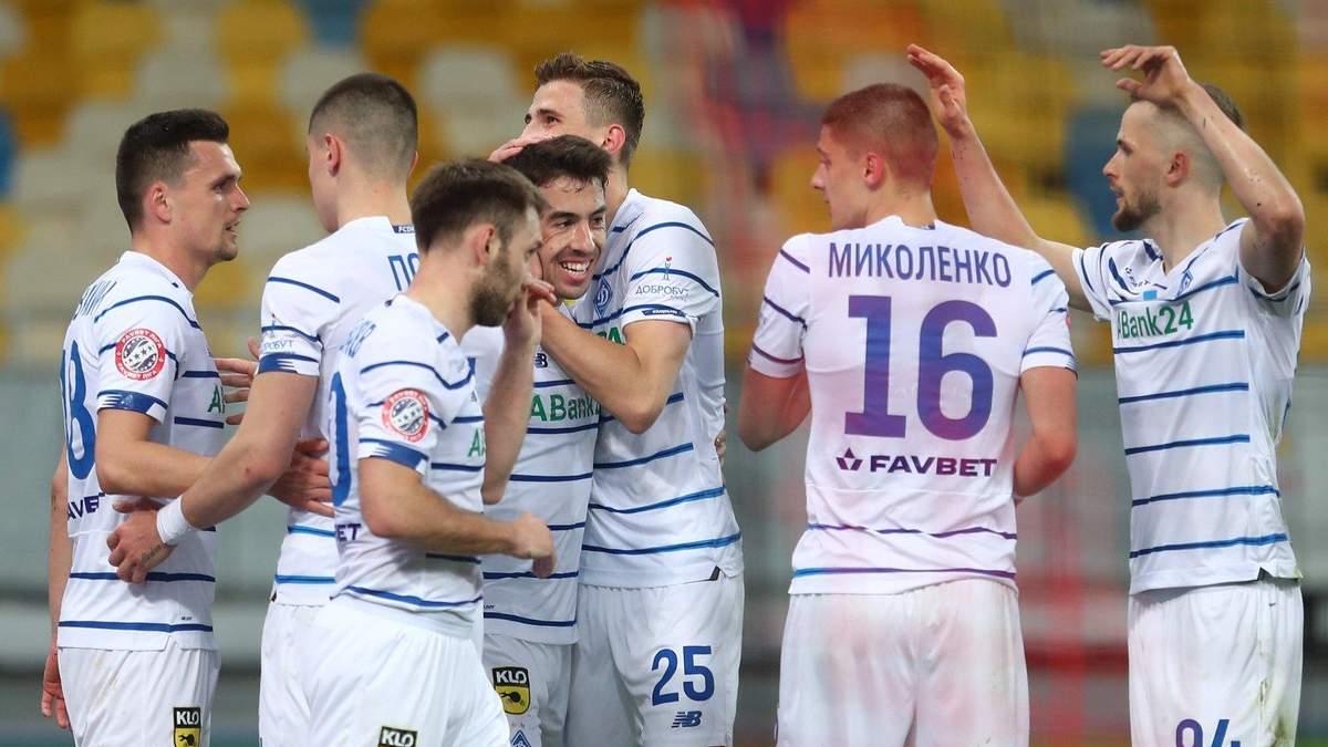 Динамо перемогло Шахтар, Світоліна принесла перемогу Україні: головні новини спорту 17 квітня
