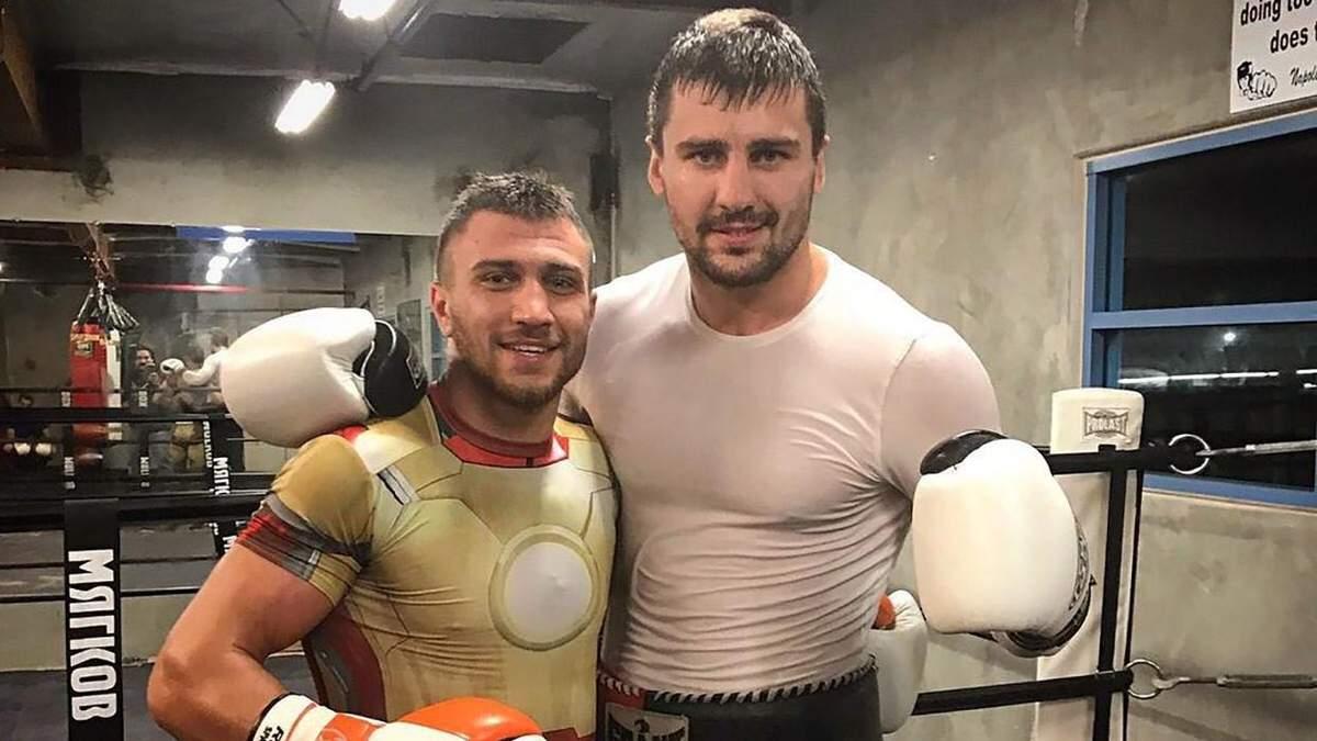 Гвоздик оцінив шанси Василя Ломаченка забрати титули в Лопеса