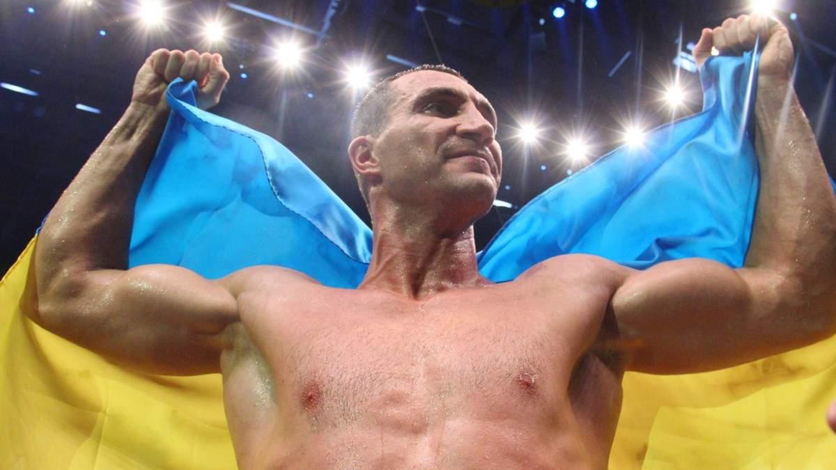 Що може повернути Володимира Кличка у ринг - відповідь