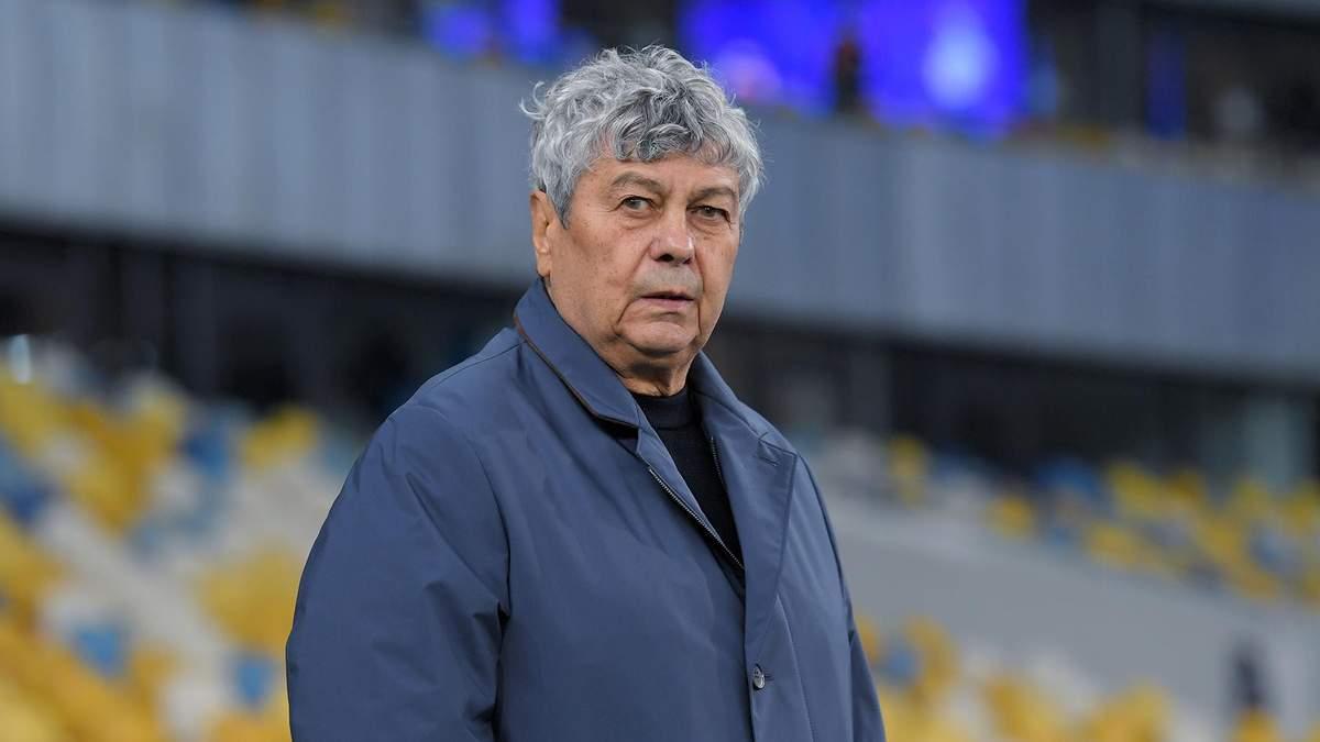 Луческу вступив у перепалку з фанатами Динамо під час матчу