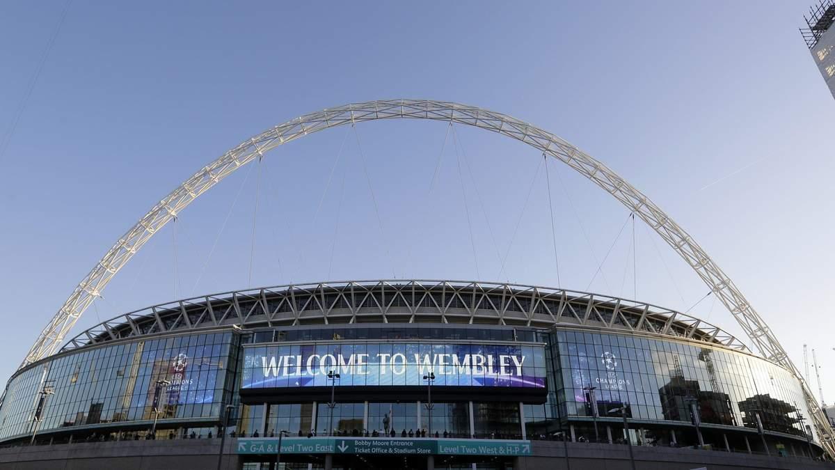 Англія завдяки Суперлізі прийме більше матчів Євро-2020